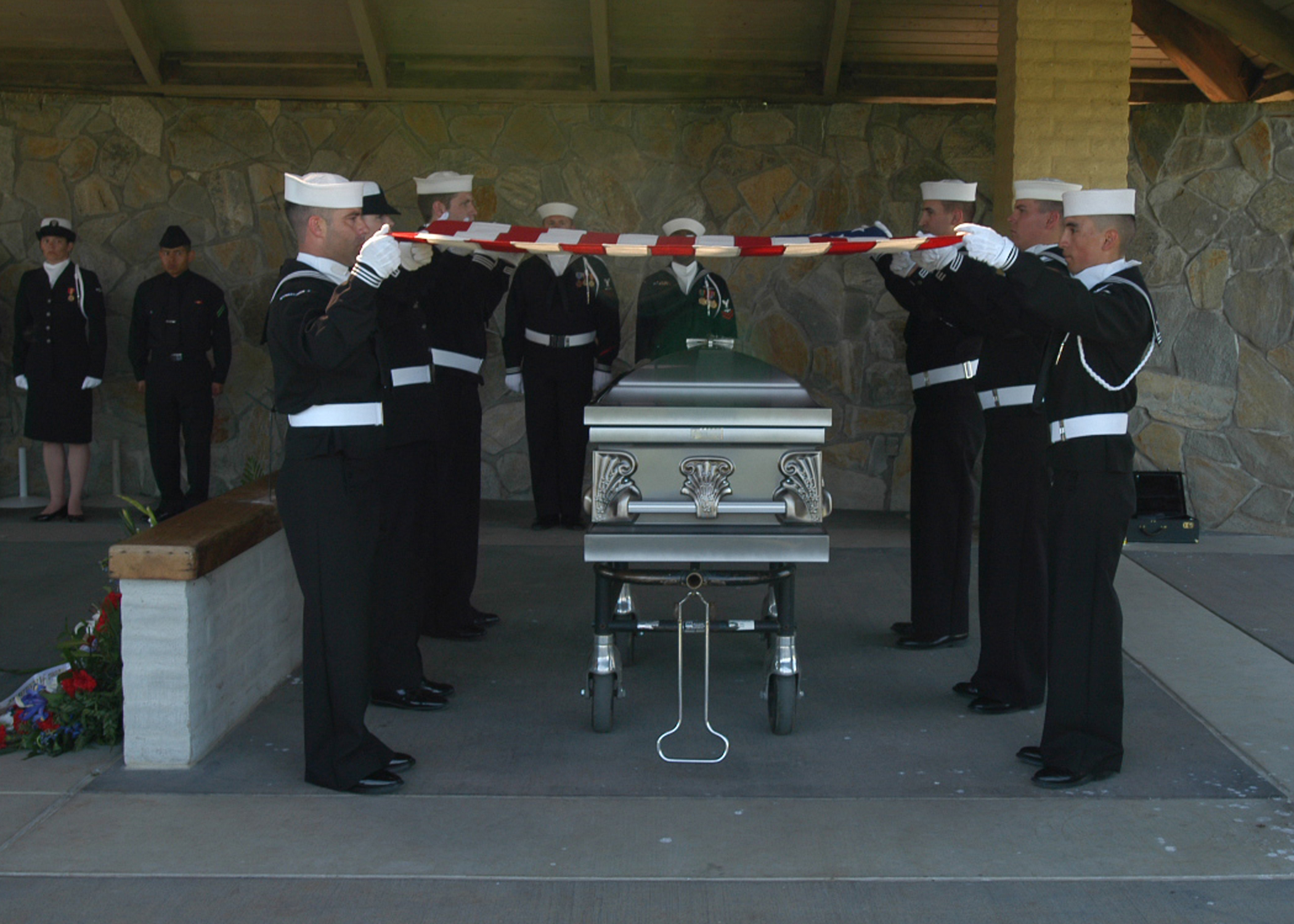 Full Honors Military Funeral Service