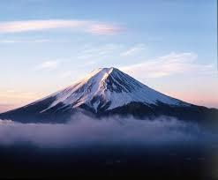 That mountain....