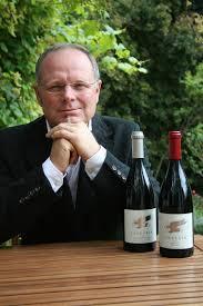 Kevin Grant thinking Pinot.