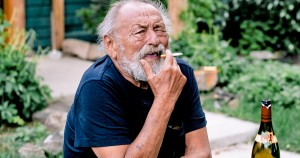 The late, great Jim Harrison.