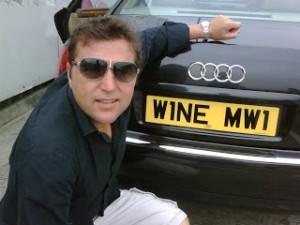 Mike Ratcliffe, SA wine's Mr Brand.