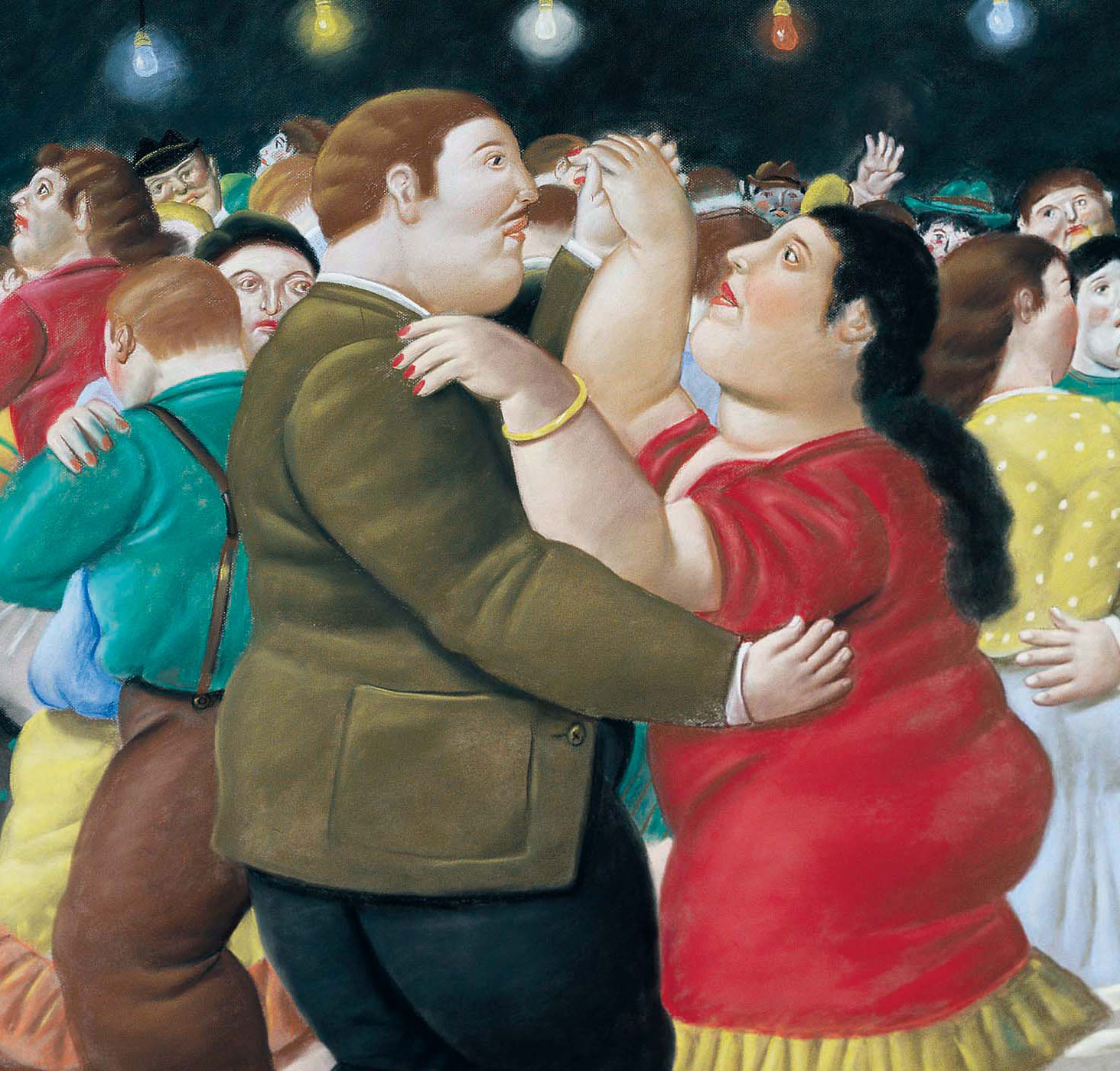 Botero - for the fuller style.