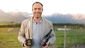 Pierre Wahl from Rijk's Private Cellar in Tulbagh.