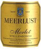 meerlust merlot